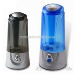 Small Humidifier with 7-color Night Light