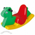 Small Plastic Toys Rocking Horse