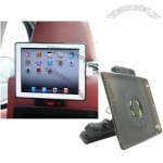 Smart Car Holder for iPad with FM/IR Transmitter and Dual-channel