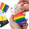 Smart-Pouch Cell Phone Credit Card and Money Case