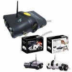 Smart Video R/C Remote Tanks, Can Detect Image within 30m