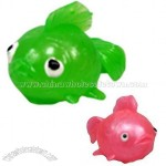 Smash-It Green / Pink Fish Stress Relief Splatter Water Toy