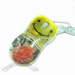 Smile 3D Optical Liquid Mouse