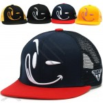 Smile Boy Mesh Ball Cap