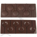 Smile Lollipop Chocolate Mould