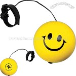 Smiley Bounce Back Stress Ball