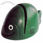 Smiley Fish Memo Holder Stress Reliever