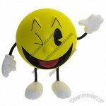 Smiley Stress Ball Figure