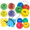 Smiling Face Inflatable Beach Balls