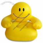 Smiling Face Inflatable Chair for Children
