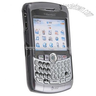 Smoke Crystal Case for Blackberry Curve 8300
