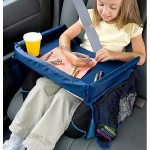 Snack and Play Travel Board / Car Seat Tray