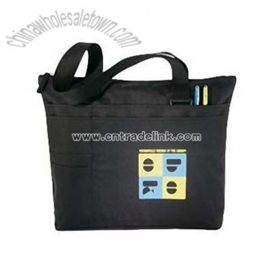 Snap Meeting Tote