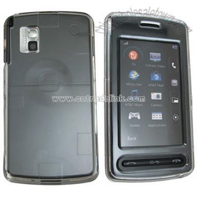 Snap on Crystal Case for LG VU CU915 / CU920