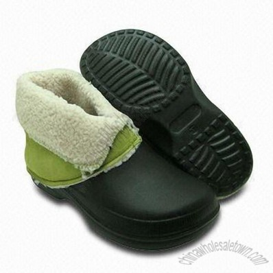 Snow Boots with Removable Fur