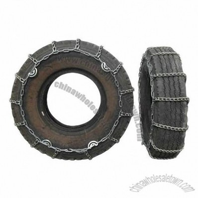 Snow Chains with Alloy Steel Material