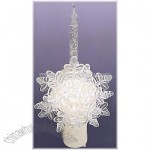 Snowflake Bubble Night Light
