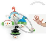Snowman Squishy Water Ball Yo-Yos