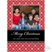 Snowy Sleigh Ride Holiday Card