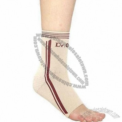Snug Active Ankle Support, Anatomic Flat Knitting