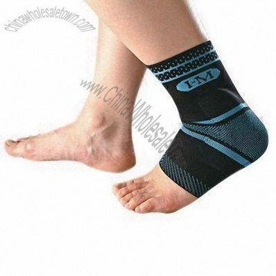 Snug Ankle Support with Gel Pad
