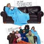 Snuggie Fleece Blanket - As Seen On TV