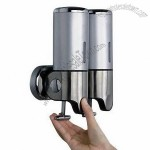 Soap Dispensers, Made of ABS and Stainless Steel