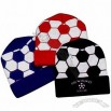 Soccer Ball Knit Hats