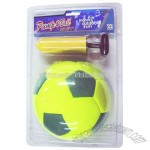 Soccer Ball and Pump Set