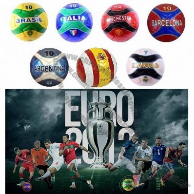 Soccer Balls - Available in 6 Different International Team Designs