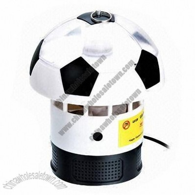 Soccer Design Bug Zappers with Mosquito Killer Lamp