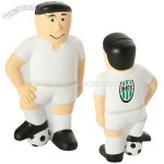 Soccer Player Stress Ball