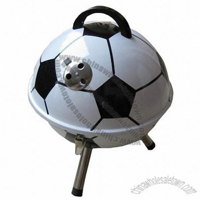 Soccer Portable BBQ Grill