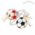 Soccer Shape Fan Whistles
