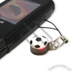 Soccer Soft PVC Mobile Flashing Pendants