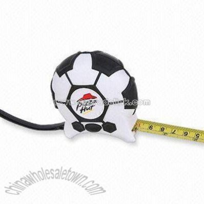 Soccer Tape with Measurement of Inches and Centimeters