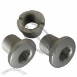 Socket Head Screws, Using Stainless Steel Wire, High Hardness