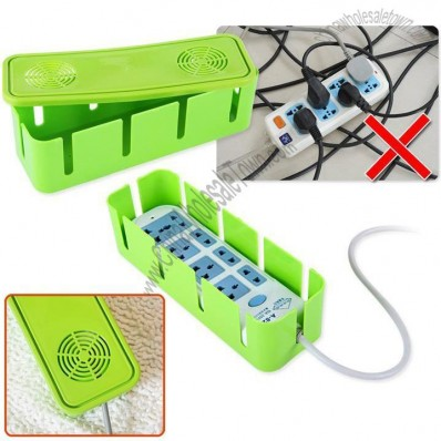 Socket Power Cord Storage Box Electrical Wire Storage Box