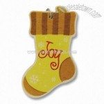 Socks Paper Air Freshener in Various Fragrances