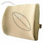 Soft Car Waist Cushion Low Back Cushion Pillow Khaki