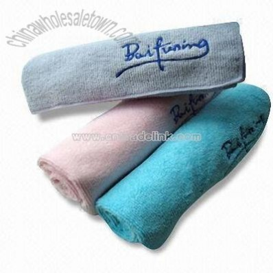 Soft Durable Microfiber Cleaning Cloth