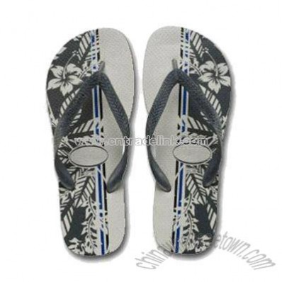 Soft Men Beach Sandal