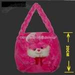 Soft Plush Handbag