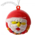 Soft Pvc Air Freshener with Santa Claus Christmas