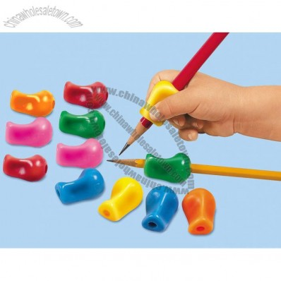 Soft Rubber Pencil Grips