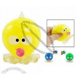 Soft Silicone Octopus Vent Trick Stress Relaxing Toy