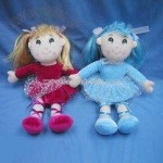 Soft Stuffed Plush Dolls for Children