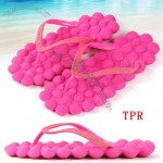 Soft TPR Bubble Flip Flops