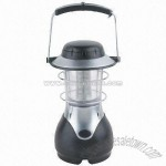 Solar / Dynamo LED Rechargeable Camping Lantern