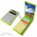 Solar Calculator with Memo and Photo Frame